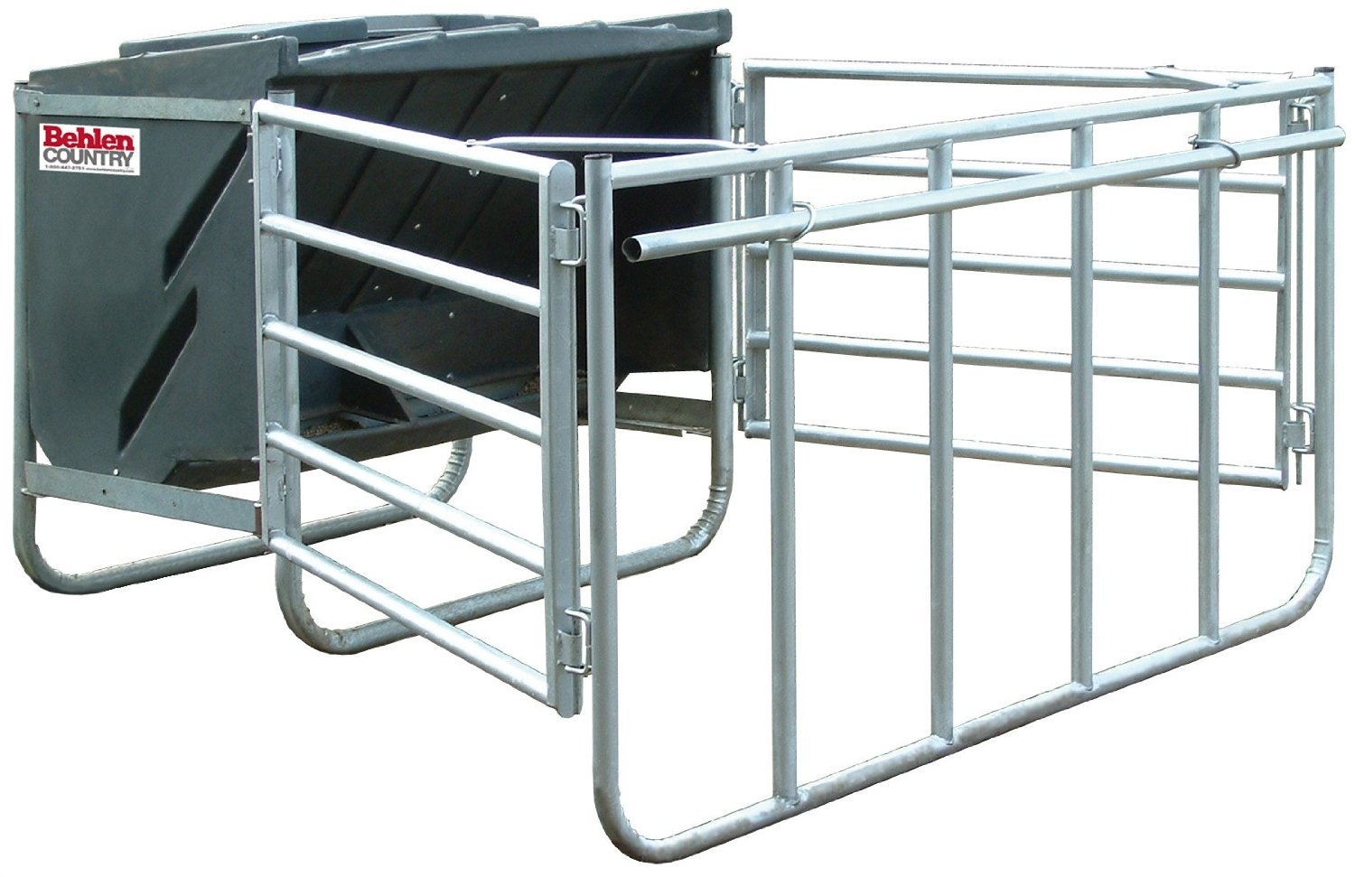 Behlen Country 24121768 750-Pound Calf Creep Feeder