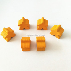 Custom board game tokens pieces design board game pawns