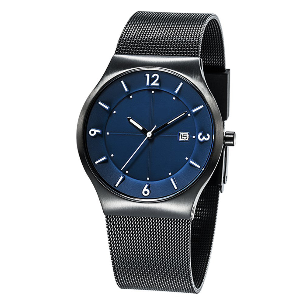 Assisi New Mesh Strap with Mechanical Automatic Watch