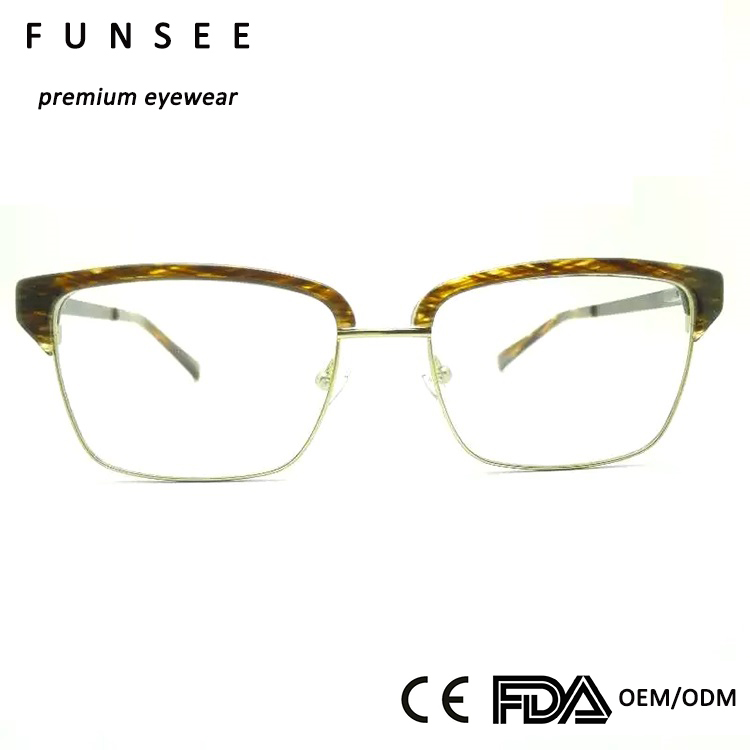 Fashion high end reading glasses eywear made in china