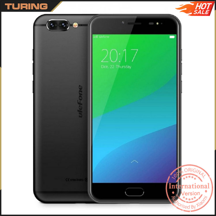 Best Selling Products in Japan Mobile Phone Made in Hongkong 3GB RAM 32GB ROM 13MP Ulefone Gemini Smartphone