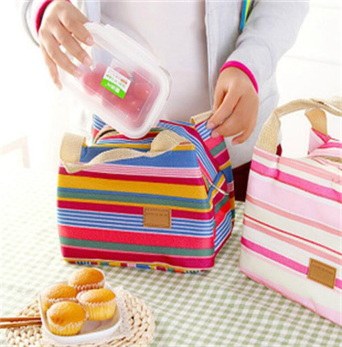 N264 Waterproof insulation Thermal Lunch Bags for Women Kids