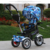 2016 New hot toys best selling products 3 in 1baby stroller with umbrella