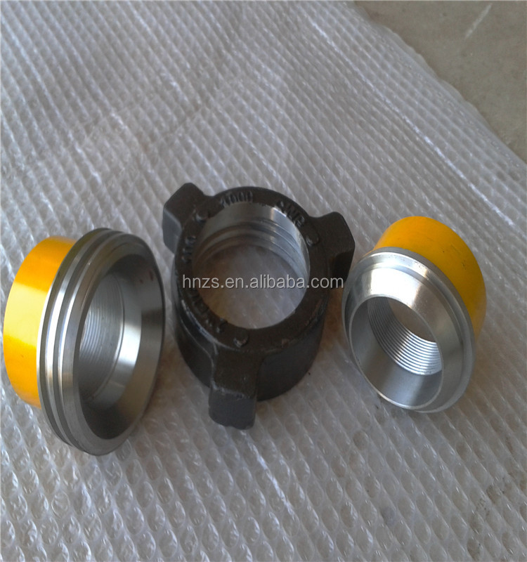 Quot union hammer weco box and thread for api pipe