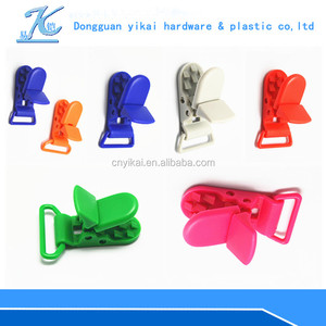 Hot selling plastic 25mm binding clip,Plastic Garment Clip,Plastic clips