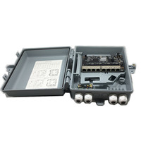 IP65 Outdoor 8 port 10/100/1000M Ethernet Reverse poe Gigabit Managed switch for FTTX water proof