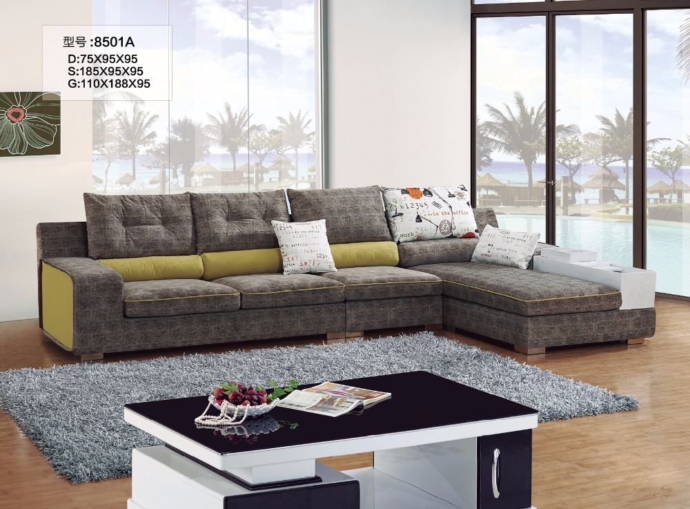 Latest L Shaped Sofa Designs, Latest L Shaped Sofa Designs Suppliers And  Manufacturers At Alibaba.com