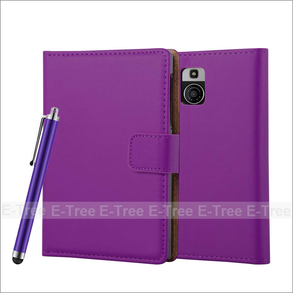 Wholesale PU Leather Wallet Phone Case With Card Slots For Blackberry Passport , Flip Cover For Blackberry Passport