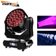 Circle effect RGBW 4in1 37x15w Led Moving Head Beam Zoom Wash Light Price