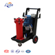 engine oil treatment machine for hydraulic system