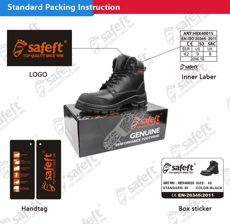 s3 black steel footwear italy steel toe anti static executive safety shoes