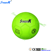 high quality colorful rubber ball,hollow bounce ball,rubber handball