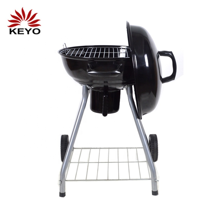 Outdoor Apple Grill Trolley Bbq Barbecue Charcoal Kettle bbq grill