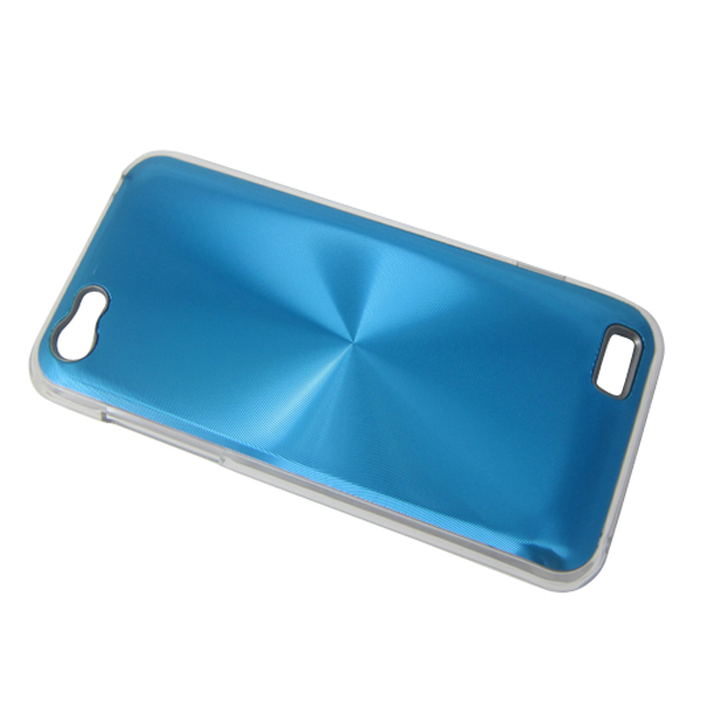Wholesale hard pc aluminum phone case for HTC oneV in stock
