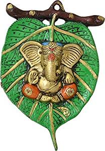 Ganesh, Ganesha, Ganesha Wall Hanging, Lord Ganesha Wall hanging_Red_EB_Showpiece_024