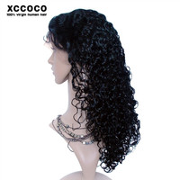 Wholesale Hand Woven Full Lace Afro Kinky Human Hair Wig