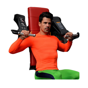 Gym Dri Fit Compression Shirts Mens Compression Shirt with Long Sleeves