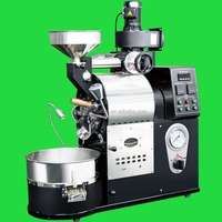 continue roasting ET BT 1kg gas version small roaster