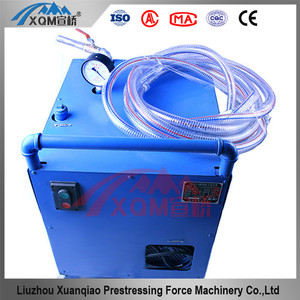 Low Price Grouting Vacuum Pump for Prestressing Construction Material