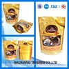 Food grade heat seal plastic packing bags for granola bar