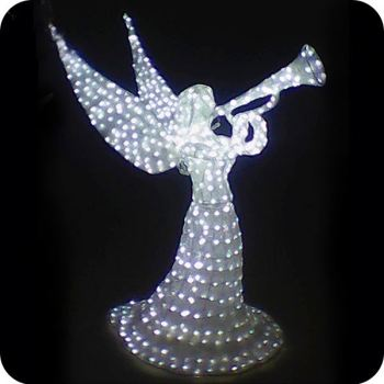 outdoor lighted angel yard decorations personalised angel christmas decorations