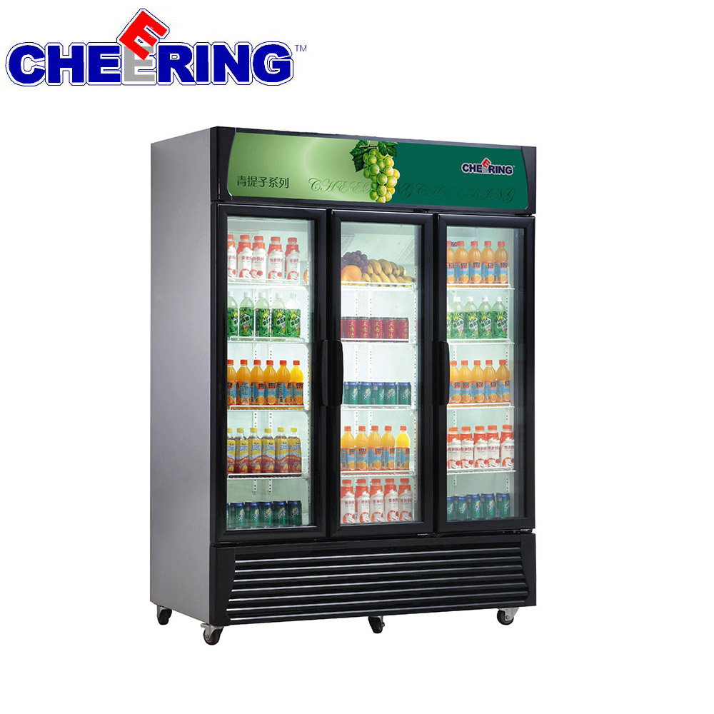 China Suppliers Used Commercial Supermarket Display Showcase ...