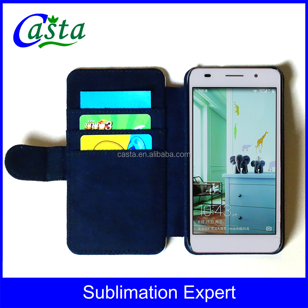 the best attitude ef240 57ba7 Wallet Leather Book Blank Sublimation Case For Huawei Y6 Honor 6 Wallet  Flip Cover Mobile Phone Case - Buy Wallet Phone Case,Sublimation Wallet  Phone ...