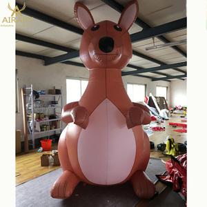 Christmas Kangaroo Cartoon.Inflatable Christmas Kangaroo Inflatable Christmas Kangaroo