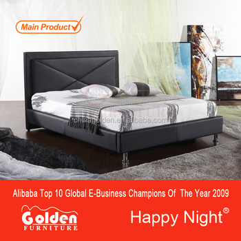 2017 New Style And High Grade Chinese Bed Frame G936