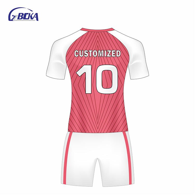 e2fb573ab China Custom Pink Football Jerseys, China Custom Pink Football Jerseys  Manufacturers and Suppliers on Alibaba.com