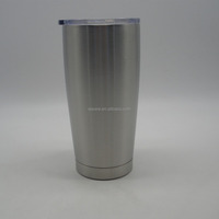 Eco friendly 20 oz double wall stainless steel vacuum sealed coffee mug