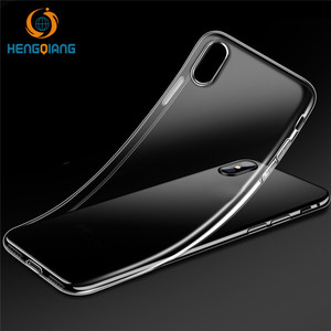 New For Apple Iphone Case Tpu Silicone Shockproof Back Cover Case For Iphone X case