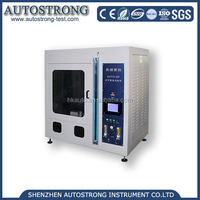 UL94 Horizontal and Vertical Flame Tester for Electric Equipment Flammability Test