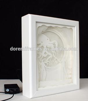 3d deep wooden glass shadow box frame wholesale & 3d Deep Wooden Glass Shadow Box Frame Wholesale - Buy 3d Box Frame ... Aboutintivar.Com