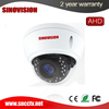 ir vandalproof 2.8-12mm auto focus lens cctv dome camera