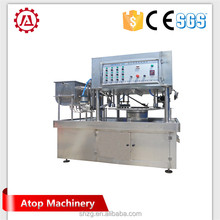 Top Quality doy pack chili sauce spouted pouch filling machines with low price