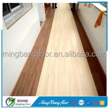 Indoor Wood Plastic Composite WPC Vinyl Flooring