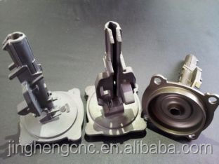 High Quality precision CNC maching milling casting Taiwan made titanium aluminum Aviation parts