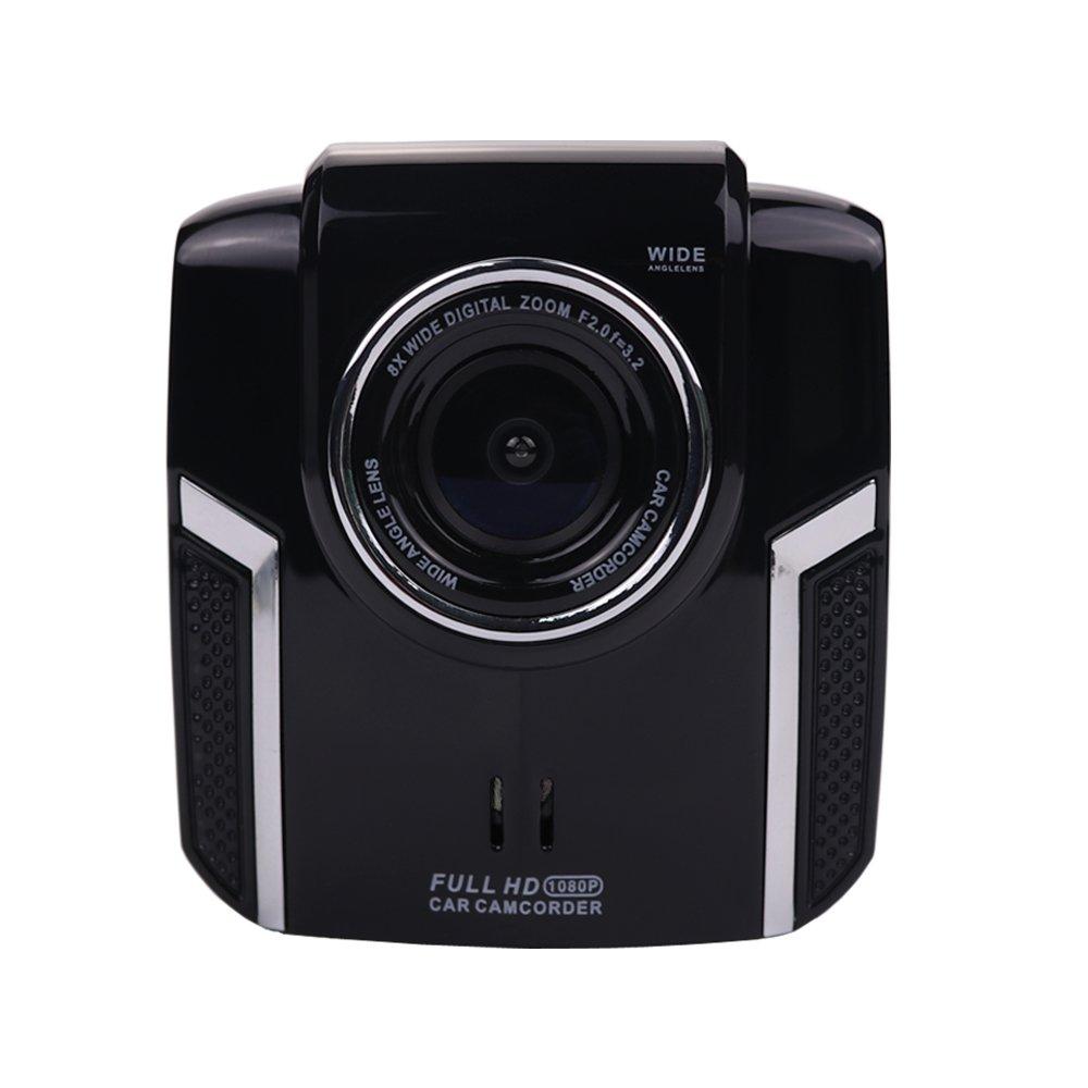 Car Video Camera Recorder HD 1080P Car DVR Dash Cam Recorder with 16GB Micro SD Card
