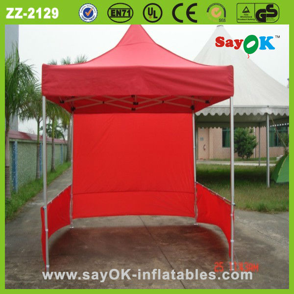 Durable manual assembly frame gazebo tent for sale - Carpa 3x3 plegable ...