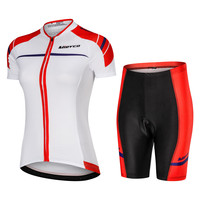 2019 New Women Cycling Jersey Set Short Sleeve Clothes Quick Dry Pro Team MTB Bicycle Bike Road Riding Clothing Set