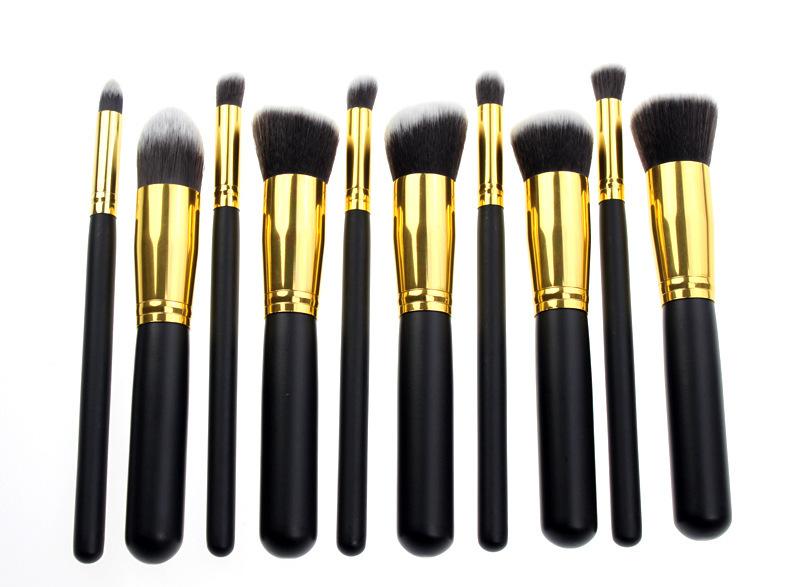 Best Cosmetics Brand Private Label Makeup Makeup Brush Kit