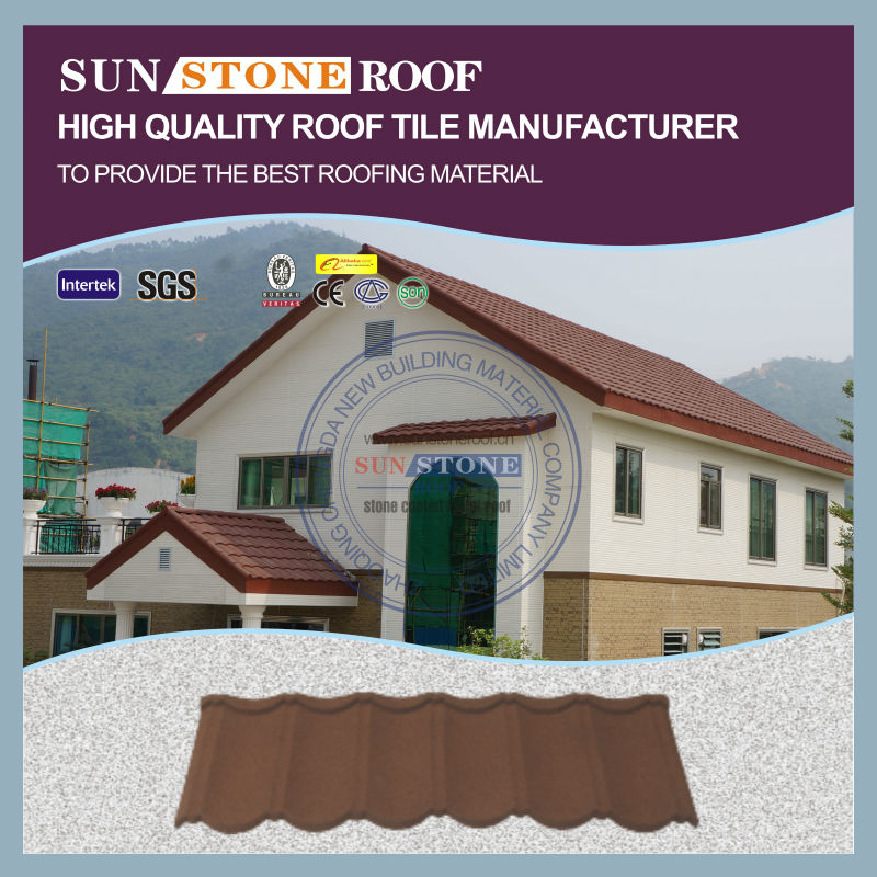 types of roofing materials building materials metal roof tile home roofing