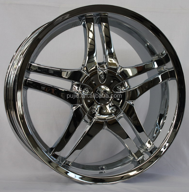 20 inch chrome aluminium alloy wheel rim