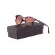 classic private label italy design ce square plastic sunglasses women