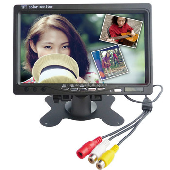 Good Quality Super 7 Tft Lcd Tv Monitor