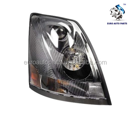 Head Lamp for Volvo Truck VNL parts 20496653 20496654
