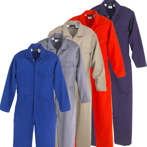 Against Heat and Flame Resistant Workwear China Cotton Light Weight Fire Resistant Clothing Supplier