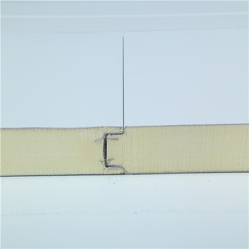Bekannt Coldroom Sandwich Panel 1200mm 1150mm Mit Aluminiumzubehör Und Pvc TT14