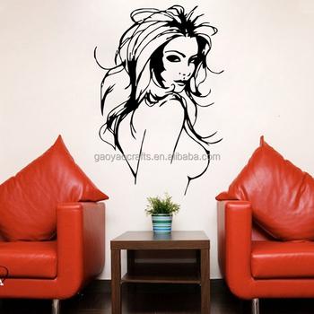 Sexy wall art